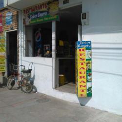 Restaurante Sabor Casero en Bogotá