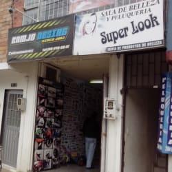 Sala de Belleza y Peluqueria Super Look en Bogotá