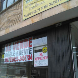 Muebles Clasicos Rueda en Bogotá