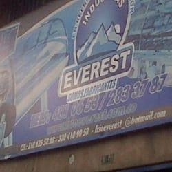 Industrias Everest en Bogotá