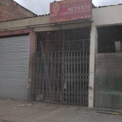 Industrias Metalicas Reyes en Bogotá
