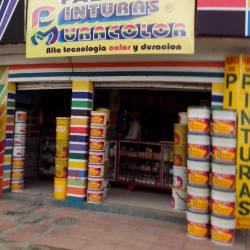 Fabrica Pinturas Muracolor 1 en Bogotá