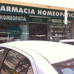 Farmacias Knop - Av. Irarrázaval / Av. Pedro de Valdivia en Santiago