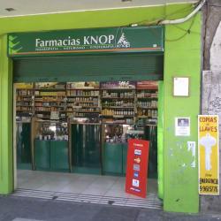 Farmacias Knop - José Luis Coo / Balmaceda en Santiago
