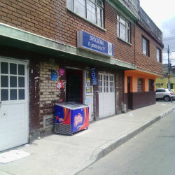 Drogueria el Portal de la 77 en Bogotá