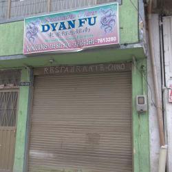 Dyan Fu Restaurante Chino en Bogotá