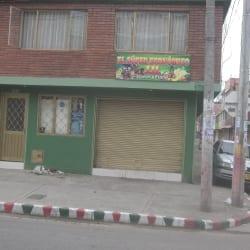 El Super Economico J.H en Bogotá