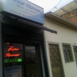Favio Hernan en Bogotá