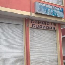 Ferreardila en Bogotá
