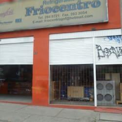 Frio Centro  en Bogotá