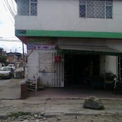 Merkaplaza Caliche en Bogotá