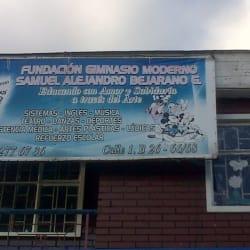 Fundacion Gimnasio Moderno Samuel Alejandro Bejarano G en Bogotá