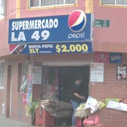 Minimercado La 49 en Bogotá