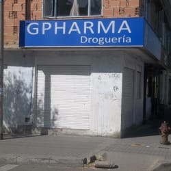 Gpharma Drogueria en Bogotá