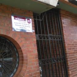 Misión Carismática Internacional  en Bogotá