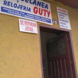 Miscelanea y Relojeria Guty en Bogotá