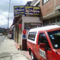 Miscelanea y Papeleria Papiro  en Bogotá