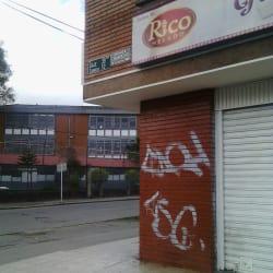 Heladeria Postres y Cafe en Bogotá