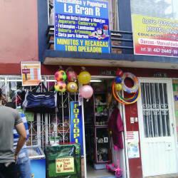 Miscelanea Y Papeleria La Gran R en Bogotá