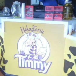 Heladería Timmy en Bogotá