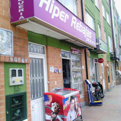 Hiper Rebajas Drogueria en Bogotá