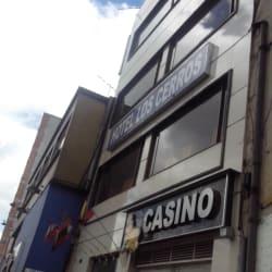 Hotel Los Cerros en Bogotá