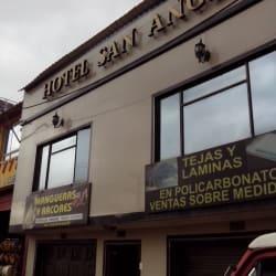 Hotel San Angel  en Bogotá
