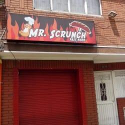 MR. Scrunch Fast Food en Bogotá