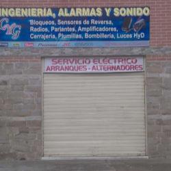 Ingenieria Alarmas y Sonido en Bogotá