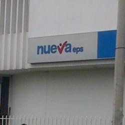 Nueva Eps Candelaria en Bogotá