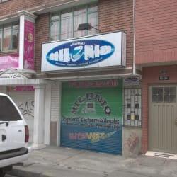 Ofiutiles Milenio en Bogotá