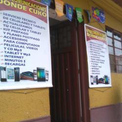 Intercomunicaciones Donde Cuko en Bogotá