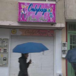 """""""Onlybags"""" bolso fino en Bogotá"""
