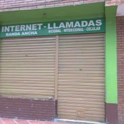 Internet- Llamadas en Bogotá