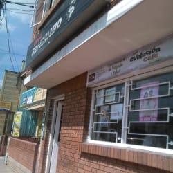 Interrapidisimo Carrera 1 con 2 en Bogotá