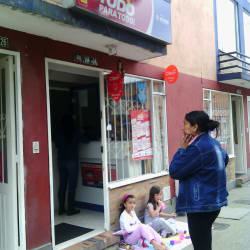 Paga Todo Calle 151 en Bogotá