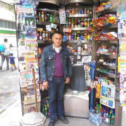Jaime Fernandez Tovar en Bogotá