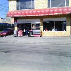 Panaderia y Cafeteria La Norteña del Minuto en Bogotá