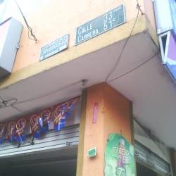 Panaderia y Cafeteria el Portal en Bogotá