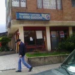 Panaderia y Cafeteria El Horno Guadense en Bogotá