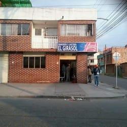 Panadería y cafeteria El girasol en Bogotá