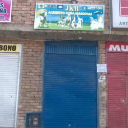 JKM Alimento para Macotas en Bogotá