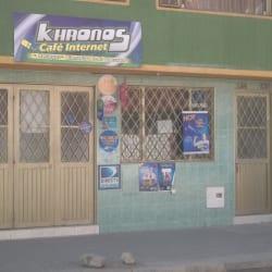 Khornos en Bogotá