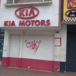 Kia Motors Carrera 27 con 64 en Bogotá