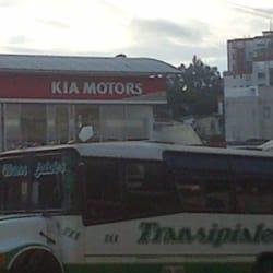 Kia Motors Avenida Calle 6 en Bogotá