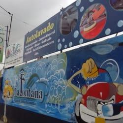 La Fontana Autolavado en Bogotá