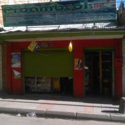 Proambcol Sas en Bogotá