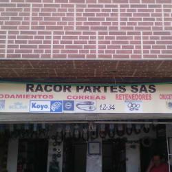 Racor Partes S.A.S en Bogotá