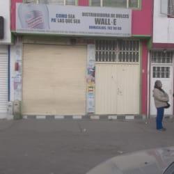 Distribuidora De Dulces Wall.e en Bogotá