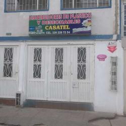 Distribuidora De Plastico y Desechables Casatel en Bogotá